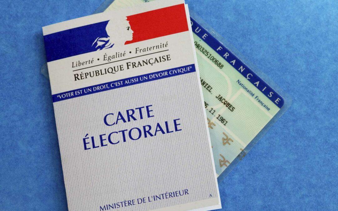 Élections départementales & régionales
